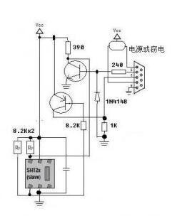 最简单的传感器电路图