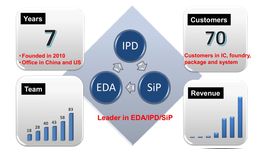 耕耘7年国内EDA市场, Xpeedic芯禾2017用户大会