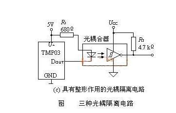 基于TMP03的远程测温电路设计