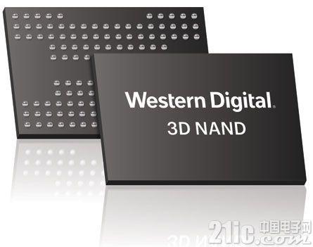 西部数据推出X4 3D NAND技术