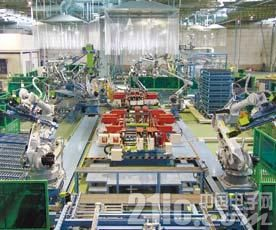 传统工厂vs数字化工厂 工业4.0的原因