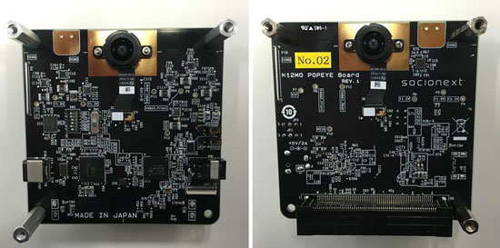 赛普拉斯EZ-USB CX3助力Socionext推出360°全景摄像头设计解决方案