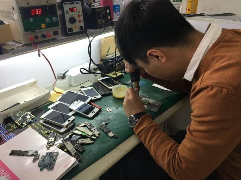 最全手机故障维修方法盘点:自己也能修