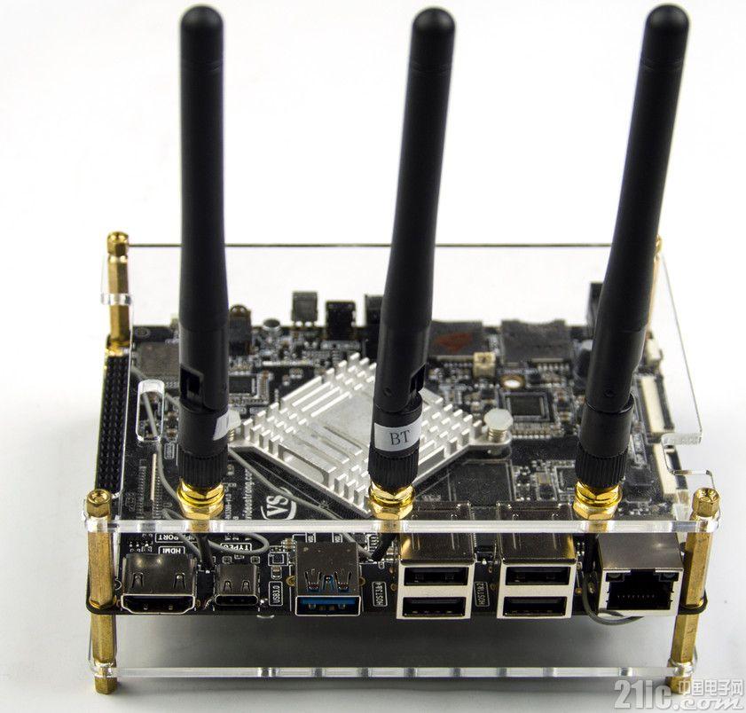 又一款Rockchip RK3399开发板!VideoStrong VS-RD-RK3399来了