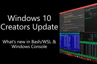 WSL带来极简Linux体验,微软的开源诚意你接受吗?