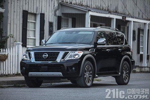 日产Armada SUV将配备智能后视镜 支持三模式切换