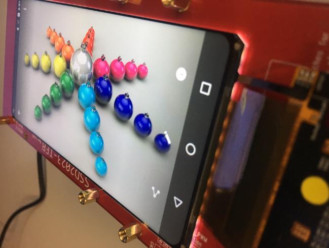 晶门科技推出突破性 TDDI  IC 迎合最新18:9无边框智能电话潮流