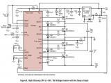 LTC7820 高效率 24V 至 –24V、10A 负输出转换器在输入带热插拔