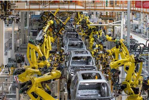 """""""一带一路""""促使汽车零部件产业转型升级"""