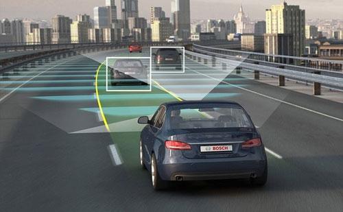 博世斥巨资投资自动驾驶市场