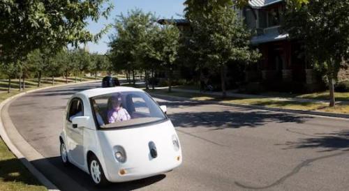 Google主要研究对象是自动驾驶的应用场景