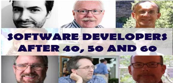 四五十岁之后,还在编程的程序员都有谁?