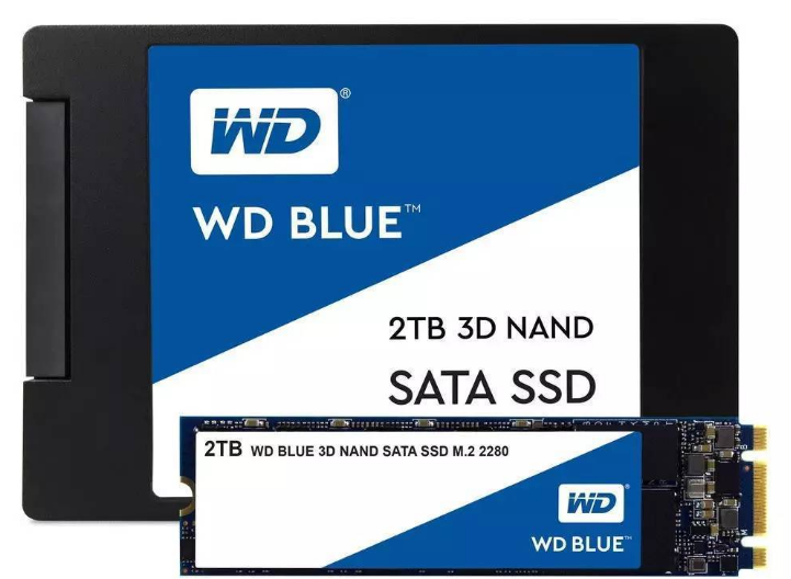 西部数据推出采用64层3D NAND技术移动固态硬盘