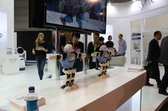 IFA 2017三成以上机器人厂商来自中国,中国企业逐渐赶超日本