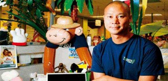"""9岁创业,35岁赚了100亿,""""华裔商业奇才""""被3次写入哈佛教材"""