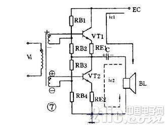 常见八种模拟电子电路中基础电路图文详解!