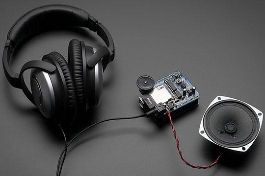 8位机也玩音频-Arduino+SD+DAC+运放打造的播放器