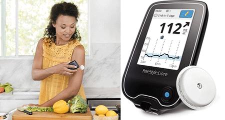 FDA批准首个不需要指尖采血的血糖监测仪