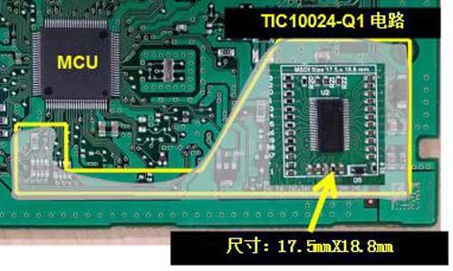 多开关检测接口:为实现更小型、更高效设计集成化功能