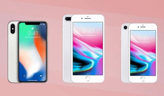 iPhone 8遭用户嫌弃:被以旧换新,惨成iPhone X的过渡机