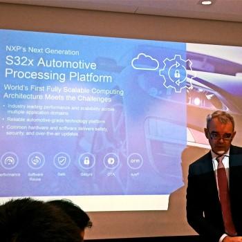 "NXP给ARM核穿""外衣"",S32X要通吃整个汽车控制器市场"