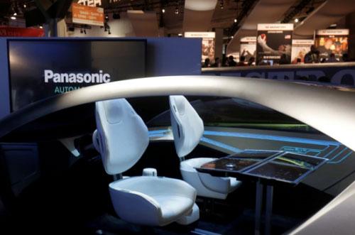 松下的自动驾驶系统有望在2022年实现商用