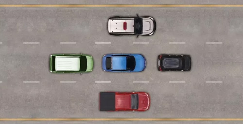 英特尔与Mobileye提出验证自动驾驶汽车安全性的公式