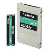 东芝存储器株式会社推出采用64层3D闪存的客户级SATA SSD
