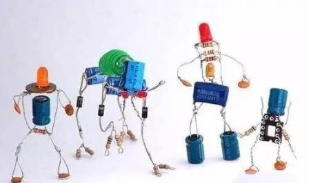 神脑洞!用电子元器件来比喻人生是怎样的?