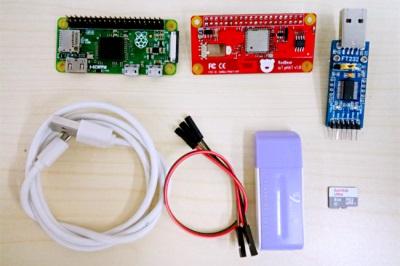 让树莓派零蛋飞一会——Red Bear IoT pHAT评测