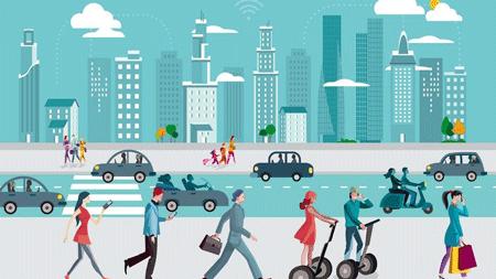 物联网让智慧城市梦想成真