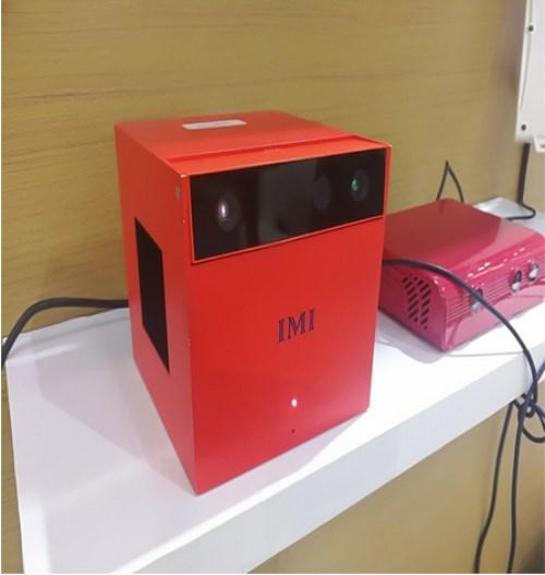 华捷艾米要做嵌入式的3D感知芯片