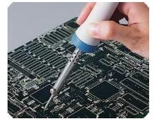 焊锡丝的关键就是选择和正确使用电烙铁,怎么做?