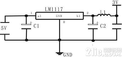智能蓝牙无线报警系统电路设计