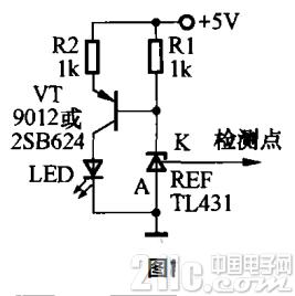 用TL431制作TTL逻辑电平检测电路