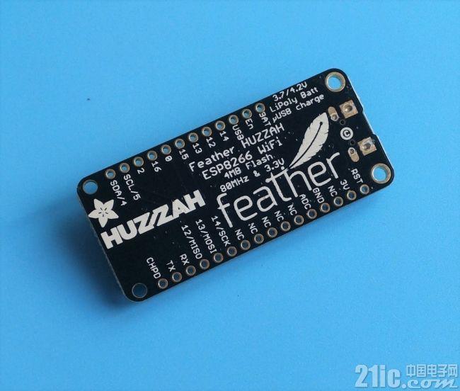 让WIFI开发变得更简单―Adafruit ESP8266开发板上手