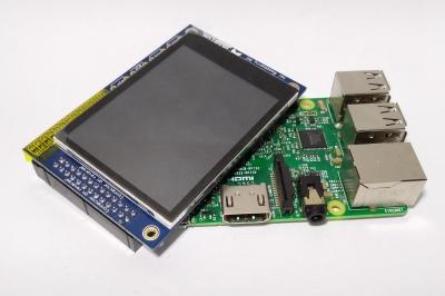 树莓派也可以用的触摸屏——Adafruit2.8寸触摸屏