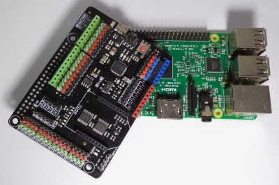 Raspberry PI和Arduino合体——Arduino树莓派扩展