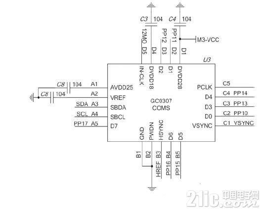 基于ARM的光�W指�y�R�e系�y模�K�路�O�