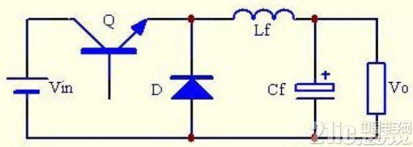 BUCK电路,BOOST电路原理讲解