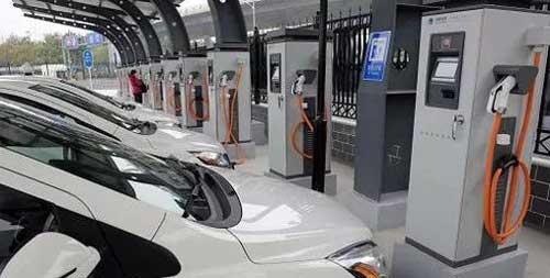 公共充电桩利用率不足15%