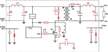 如何保证电源模块的 EMC 性能