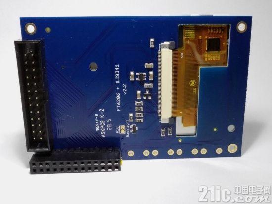 树莓派也可以用的触摸屏――Adafruit2.8寸触摸屏
