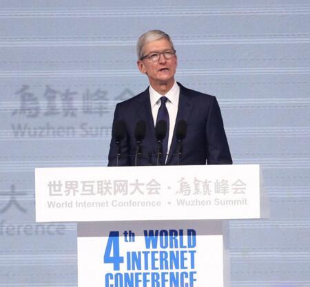 苹果CEO库克:不担心机器变得像人,更担心人变得像机器