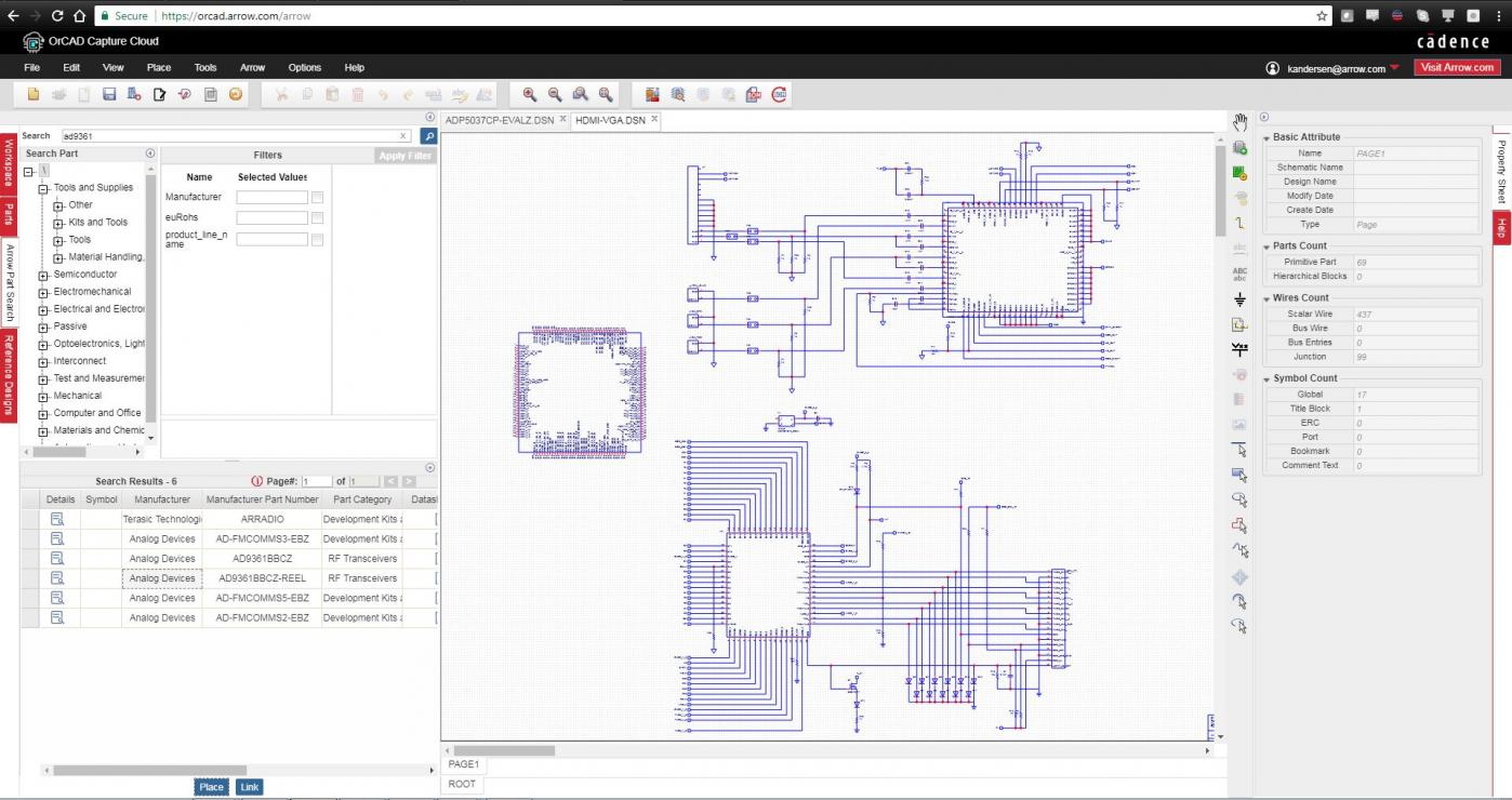艾睿电子和Cadence在arrow.com推出OrCAD Entrepreneur,加速印刷电路板设计流程