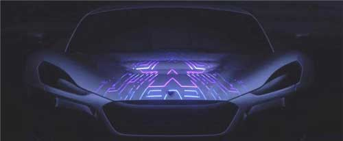 Rimac发布新超跑照片 正与多家车企合作电动车电池