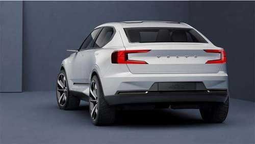 沃尔沃首款纯电动车S40 或于2019年上市
