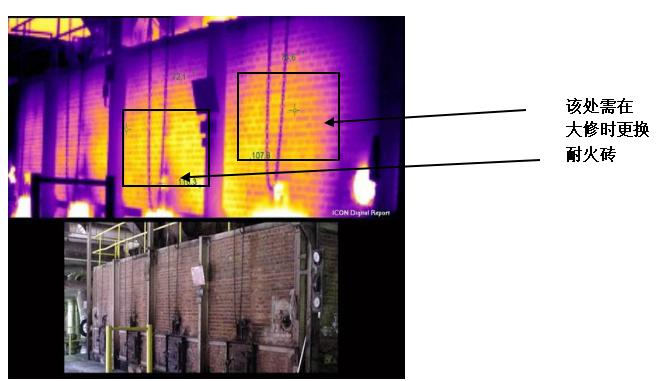 红外热像仪在石化行业节能中的应用