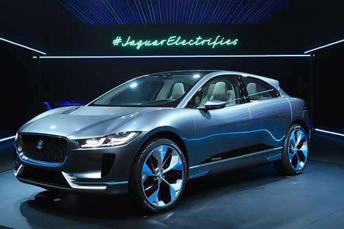 LG化学将为捷豹首款纯电动车――I-Pace提供电池组