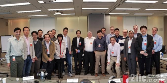 晶门科技主办USI技术工作小组研讨会会议